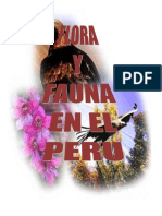 Flora y Fauna en El Peru