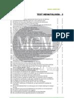 TEST HEMATOLOGÍA 3 MCM ok