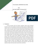 Penggunaan Hasil Assessment Dalam Bk