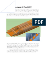 Analysis of Total AUV