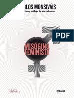 Carlos Monsivais Misogino Feminista 1erCap