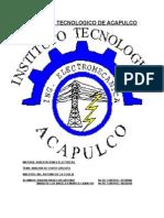 Instituto Tecnologico de Acapulco Corto Circuito 3