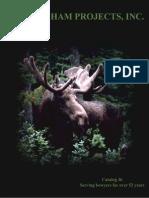 Bingham Projects Catalog 36(Archery)