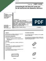 NBR 12298_95 - Representação de Área de Corte Por Meio de Hachuras Em Desenho Técnico - 3pag