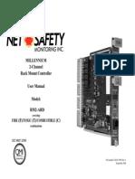 FGD MAN RM2-ARD Rack Mount Controller