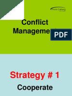 56070146 Conflict Management