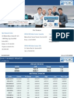 Daily Equity Report of 16 June 2014 by Epic Research