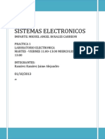 Sistema Electronicos