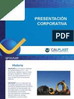 Presentación Corporativa Calplast (Clientes)