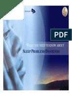 Sleep Disorders Drowsy Driving