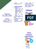 Leaflet Penguapan Asma