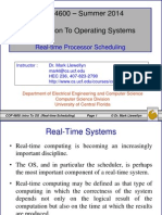 Real-time Scheduling (5)
