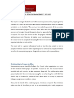 Environmental Health Management
