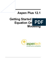 APLUS 121 Getting Started EO Modeling