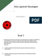 Tugas Analisis Laporan Keuangan PPT