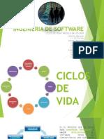 Ingenieria de Software - Ciclos de Vida - Modelo en Cascada