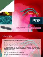 Listeria y Antrax- Dra Cooper