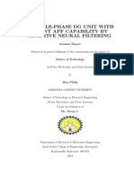 DG report