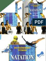Natation 60 Exercices Et Programmes