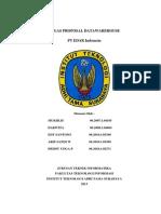 Tugas Proposal Datawarehouse