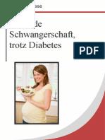 Gesunde Schwangerschaft Trotz Diabetes