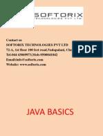 Java for begineers