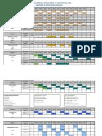 Programación Laboratorios Diurno - Ejecución Mecanica 1º 2014