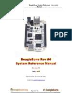 Beaglebone Rev a6