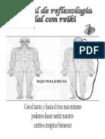 Manual de Reflexología Podal Con Reiki