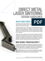 Dmls Design Guidelines
