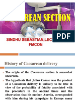 Caserian Section