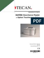 30041769 IFU Sunrise AR TSC English V1 6