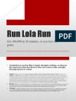 Run Lola Run Powerpoint