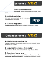 Exercicios de Voz (2)