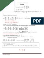 Examen Pau Matemáticas II 2014