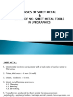 BASIC KNOWLEDGE OF SHEET METAL.pptx