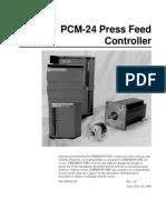 PCM 24 Manual