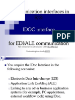 IDOC Overview