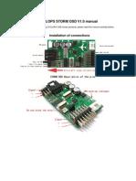 STORM OSD V1.0 English Manual
