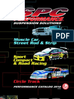 SPC Performance 2009 Catalog