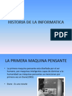 Historia de La Informatica Nayra
