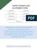 India Tobacco Economics Full en-libre