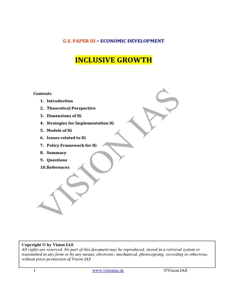 Vision Ias Constitution Notes