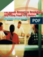 Ronald J. Burke,.. the Human Resources Revolution.. 2006