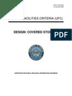 Document Design Storage Ufc 4 442 01n