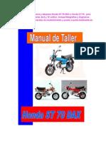 HondaST70DAX-HondaCT70manualdetaler
