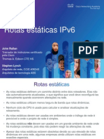 IPv6 Static Routes