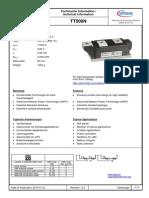 Infineon TT500N DS v3.3 en De