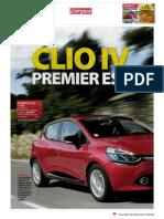 Nouvelle Clio L'Argus