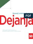 Program SD za mandat 2014-2018